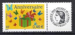 France, Timbre Personnalisé, Année 2002, N° 3480 A ** - France