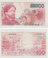 100 FRS ENSOR - N° 11501225136 - [ 2] 1831-... : Regno Del Belgio