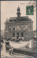 Vernon , Hotel De Ville , Pli Coin Bas Droit , Animé - Vernon