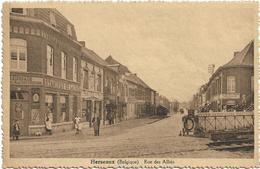 Herseaux  *  Rue Des Alliés - Mouscron - Moeskroen
