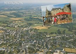 MAYIGNON Vue Générale Du Bourg Et Du Bocage (grand Format) - Autres Communes