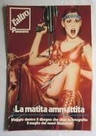 Rivista LA MATITA AMMATTITA, L'ALTRO PANORAMA, Suppl. A Panorama Dell'11 Maggio 1981 - RVS-4 - Art, Design, Décoration