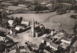BELLE ISLE En TERRE  Place De L Eglise Et Pont Elestr (grand Format) - Autres Communes