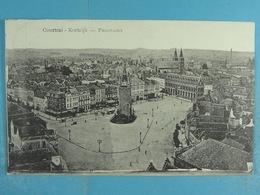 Courtrai Kortrijk Panorama - Kortrijk