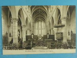 Val-Dieu-Aubel Intérieur De L'église - Aubel
