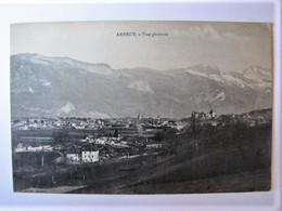 FRANCE - HAUTE SAVOIE - ANNECY - Vue Générale - Annecy