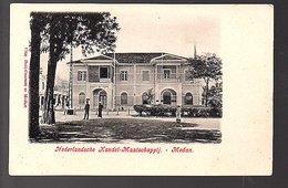 Netherlands Indies ± 1900 Nederlandse Handel-Maatschappij MEDAN  (18-20) - Indonesia