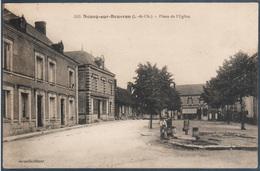 Neung Sur Beuvron , Place De L'église , Animé - Neung Sur Beuvron