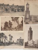 N 39  Lot 100 CPA Différentes Du Maroc - 100 - 499 Cartes