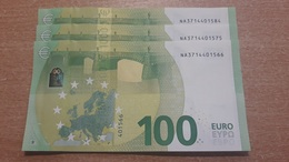 100 Euro 2019 Austria N004 G3 UNC - EURO