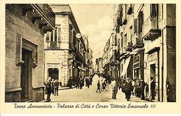 ITALIA - TORRE ANNUNZIATA - Leggi Testo, Animata, Anni 20/30 For. Piccolo - 2019-1-141 - Bari