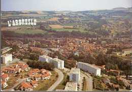- CPM L'ARBRESLE (69) - Vue Générale Aérienne 1991 - Editions CELLARD R.301 - - L'Arbresle