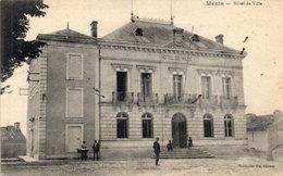 MEZIN - L' Hotel De Ville   (114149) - France