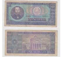 UNA SUTA LEI - G-0193 N° 169633 - Roumanie