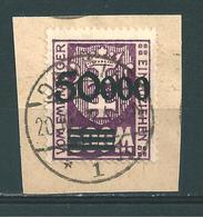MiNr. P 27 Briefstück - Danzig