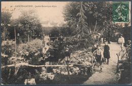 Sainte Savine , Jardin Botanique Alpin , Animé - Other Municipalities