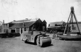 HOOGBOOM Brasschaat : Caserne : Kazerne BAUWIN : Remise à Locomotives / Locomotievenbergplaats - Brasschaat