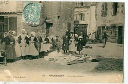 56 - Hennebont : Costumes Locaux - Hennebont
