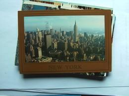 America USA NY New York City Midtown Skyline - New York City