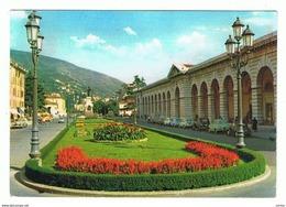 BRESCIA:   PIAZZALE  ARNALDO  -  PER  LA  SVIZZERA  -  FG - Brescia