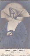 SANTINO - BEATA CATHERINA LABOURE' 1806 - 1876 - Santini