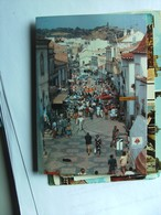 Portugal Algarve Street Albufeira - Portugal