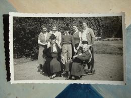 Jouy-aux Arches Pentecôte 1939- Photo Famille - Places