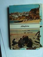Portugal Algarve  Albufeira Beach Scenes - Portugal