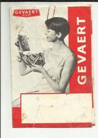 POCHETTE DE DEVELOPPEMENT PHOTO GEVAERT FILM . Pli Trace De Trombonne ) - Zubehör & Material