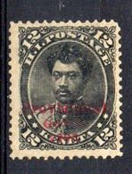 APR1300 - HAWAII 1893 , Yvert N. 51  Usato (2380A) - Hawaii