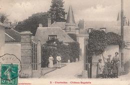 CHARTRETTES - N° 2 - CHATEAU BAGATELLE - Autres Communes