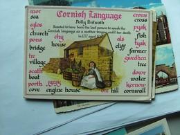 Engeland England Cornwall Cornish Language - Engeland