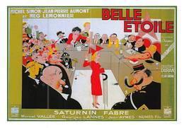 Dubout Belle Etoile Michel Simon Meg Lemonnier - Dubout