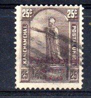 APR1306 - HAWAII 1883 , Yvert N. 38  Usato (2380A) - Hawaii