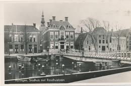 CPSM - Pays-Bas - Harlingen - Stadhuis Met Raadhuistoren - Harlingen