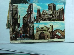 Engeland England York Several Views - York