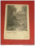 SINT PIETERS LEEUW  -  De Molen  -  Le Moulin  De Leeuw Saint Pierre    -   1903  - - Sint-Pieters-Leeuw