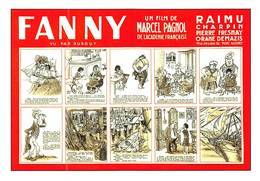 Dubout Pagnol Raimu Charpin Fanny - Dubout