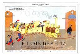 Dubout Le Train De 8h47 - Dubout