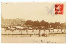 Versailles / Carte-photo / La Revue Hoche Le 29 Juin 1913 / Voir Correspondance ( Henri Prudhomme ) - Patriotiques