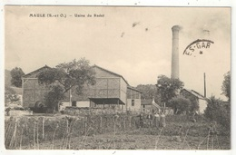 78 - MAULE - Usine Du Radet - Edition Legrand - 1916 - Maule