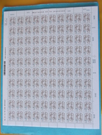 TIMBRE : FRANCE : No: 5234 FEUILLE ENTIERE XX,timbres En Bon état - Hojas Completas