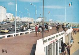 85 - SAINT JEAN DE MONTS - Promenade Et Boulevard De La Mer - Saint Jean De Monts