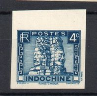 !!! PRIX FIXE : INDOCHINE, N°158a NON DENTELE NEUF ** - Indocina (1889-1945)
