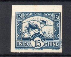 !!! PRIX FIXE : INDOCHINE, N°162Aa NON DENTELE NEUF ** - Unused Stamps