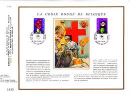 1705/6 Croix-Rouge De Belgique - Collecte De Sang - Prévention Routière - Croix-Rouge