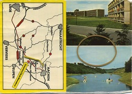 NEU-MORESNET :  Country Club Benelus  ( 15 X 10.5 Cm ) - België