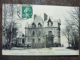 DONCHERY   Château De La Croix-Piot   TBE - Frankrijk