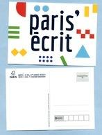 2019 PARIS ECRIT - Frankrijk