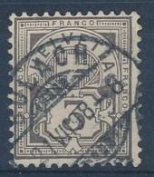 "HELVETIA - Mi Nr 51 - Cachet ""BULACH"" - (ref. 1357) - Gebruikt"